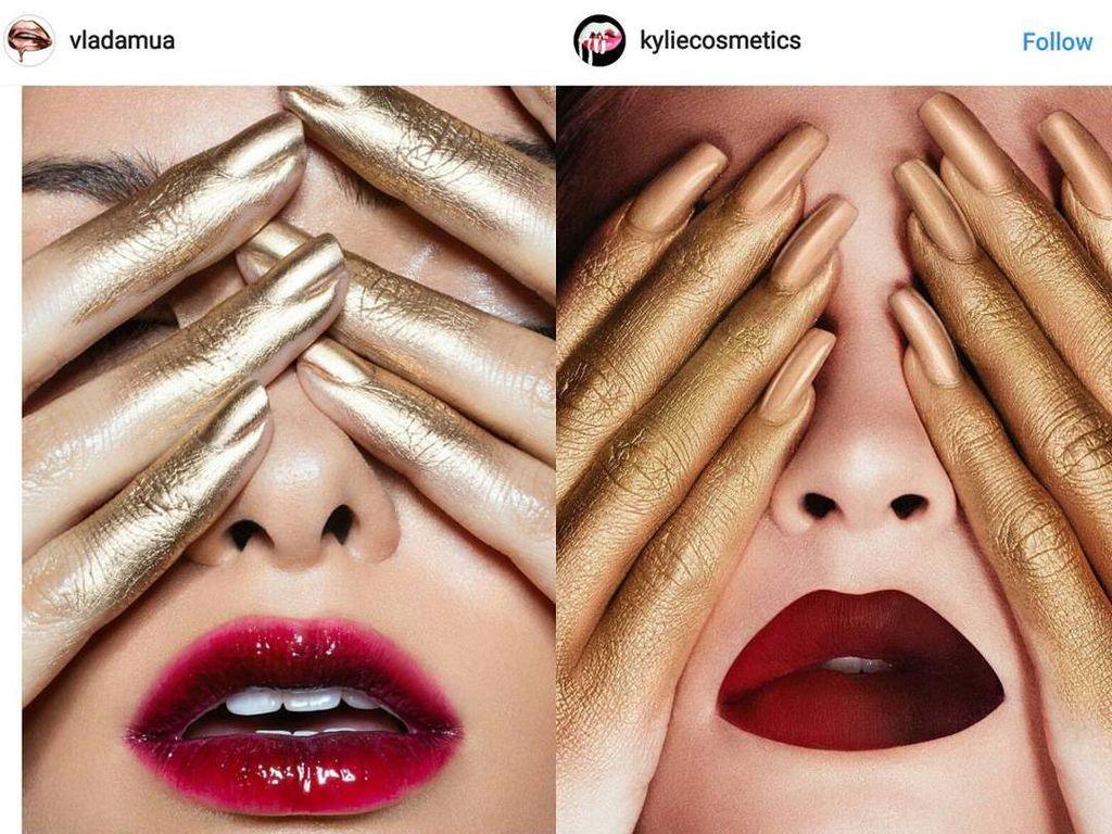 Dituduh Jiplak Konsep Foto, Kylie Jenner Terancam Dituntut