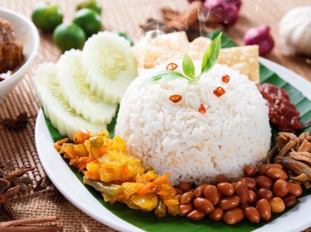 Main ke Mall Kelapa Gading Bisa Cicip Nasi Lemak dan Nasi Basmati yang Sedap