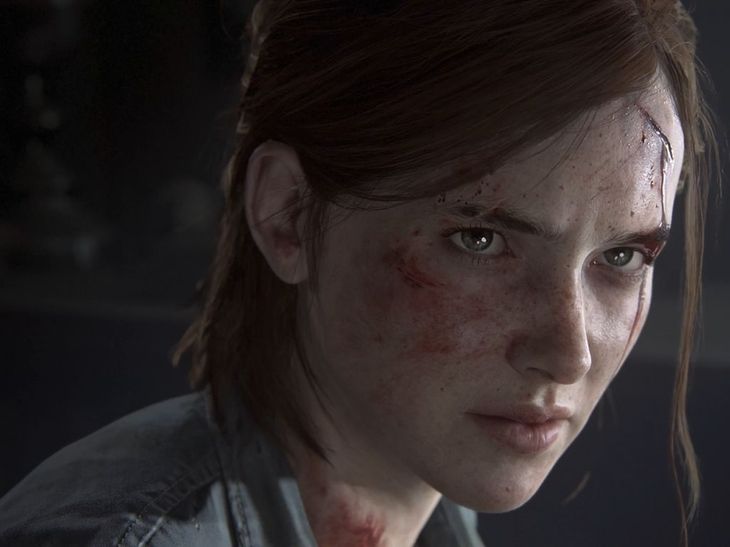 Ellie Jadi Jagoan di The Last of Us Part II
