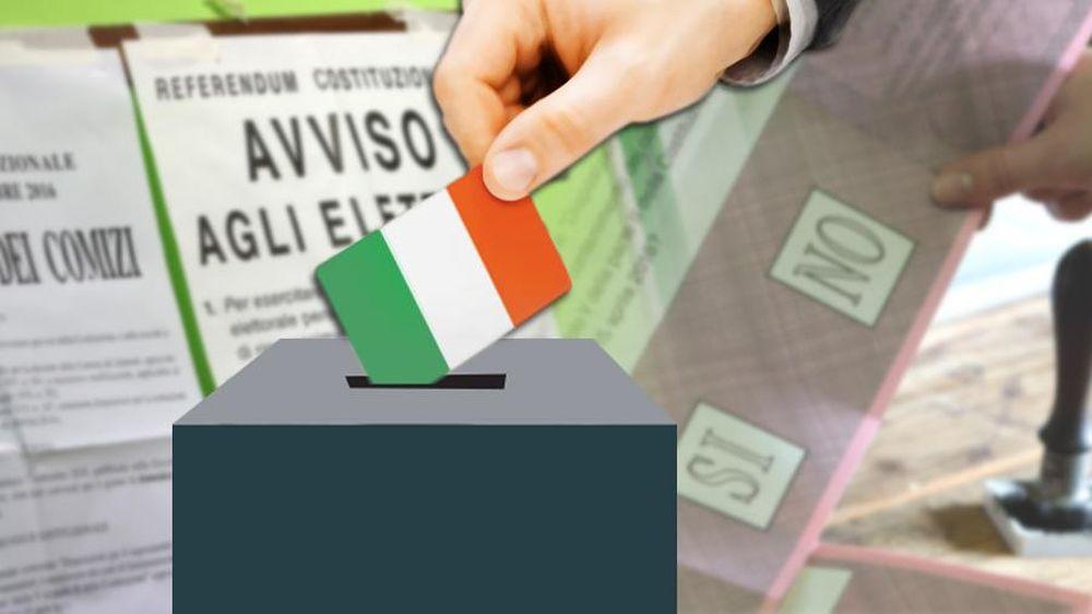 Geger Referendum Italia