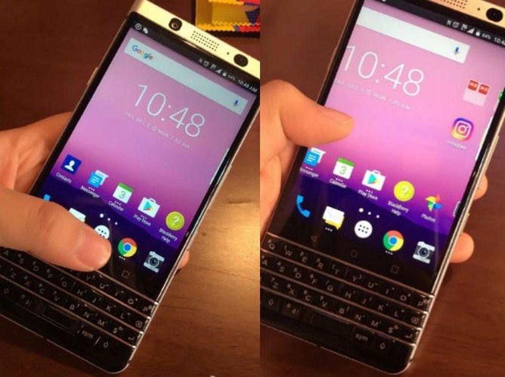 Seperti Ini Tampang BlackBerry Mercury