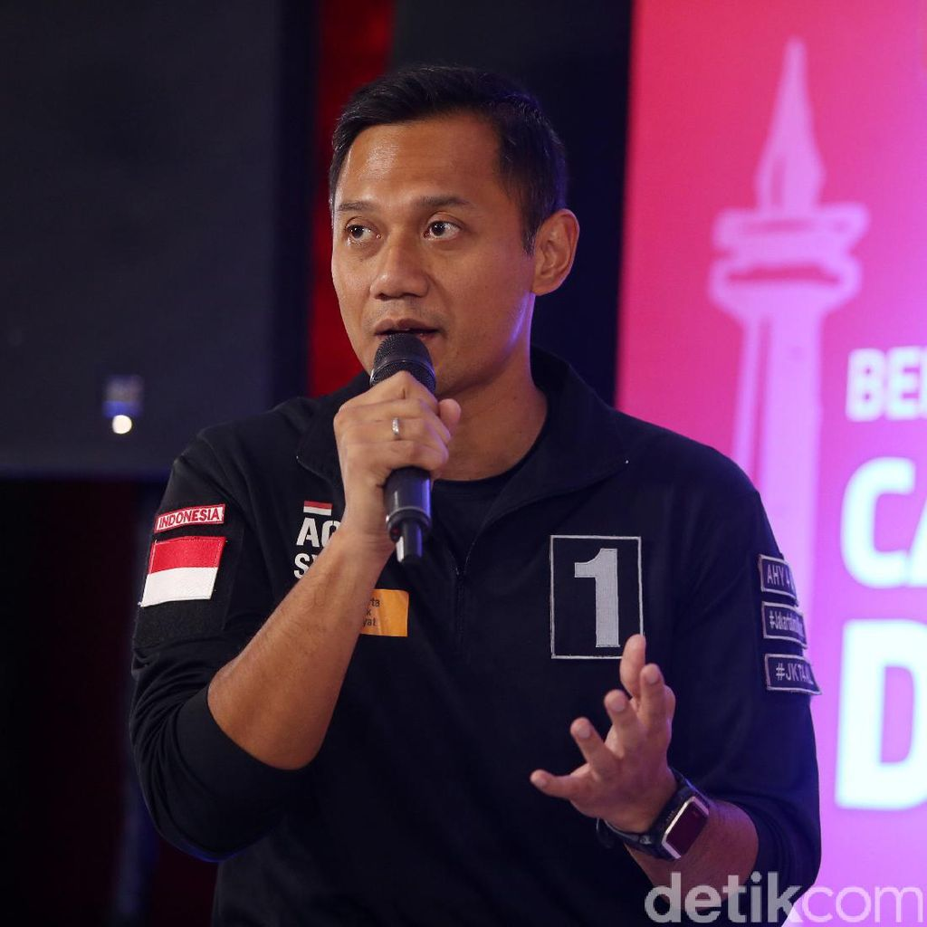Begini Cara Agus Yudhoyono Jaga Tubuh Tetap Fit