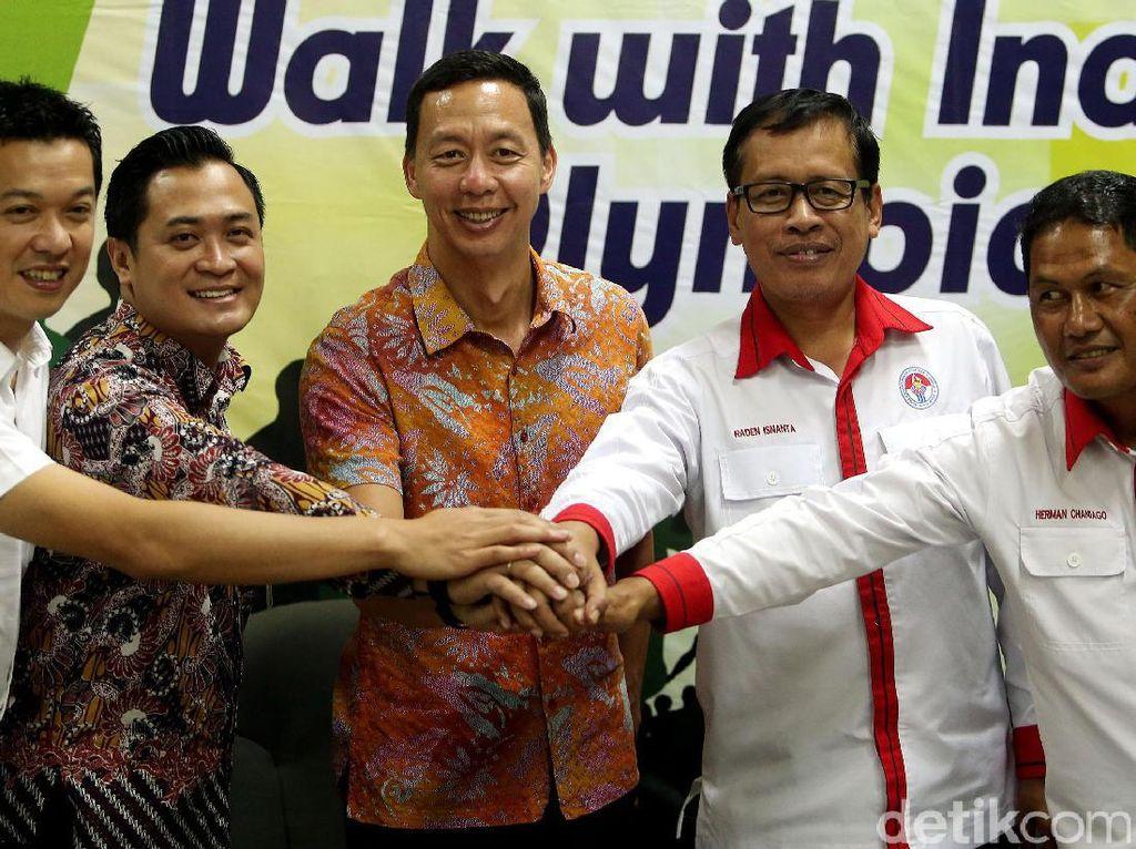 Kemenpora Gelar Walk With Indonesian Olympian 2016
