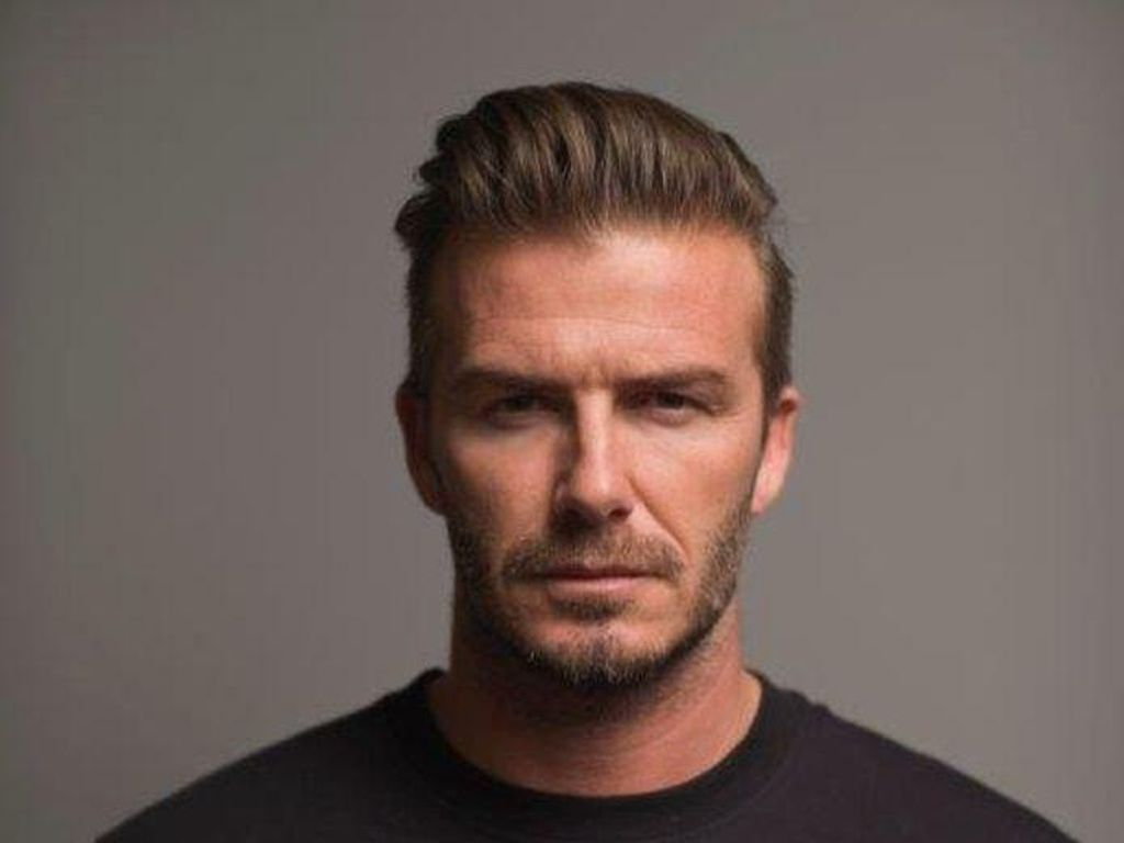 David Beckham Kampanyekan Anti Kekerasan Pada Anak Lewat Tatonya