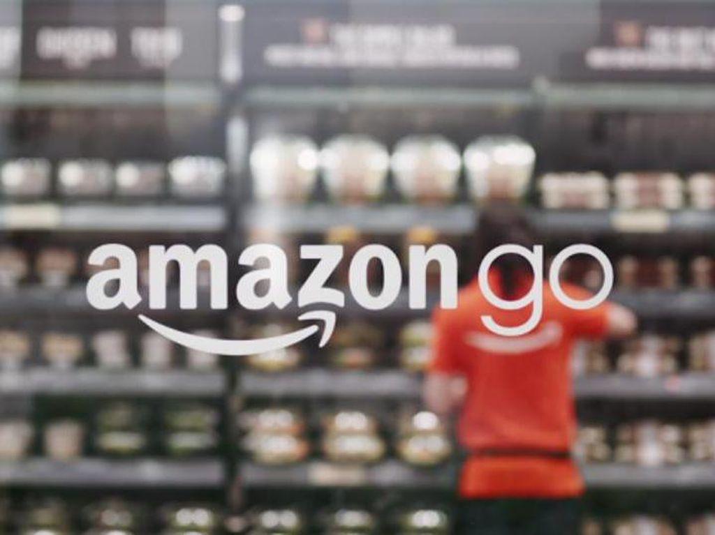 Amazon Go, Supermarket Tanpa Kasir dan Antrean Dibuka Tahun Depan
