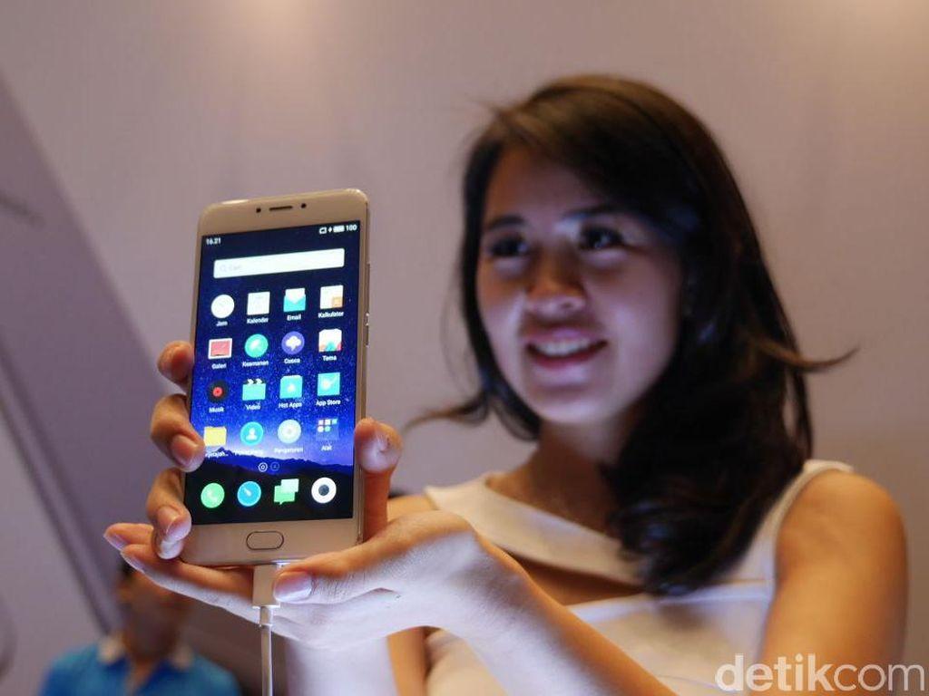Meizu Coba Bangkit Lewat Tiga Ponsel Jagoan