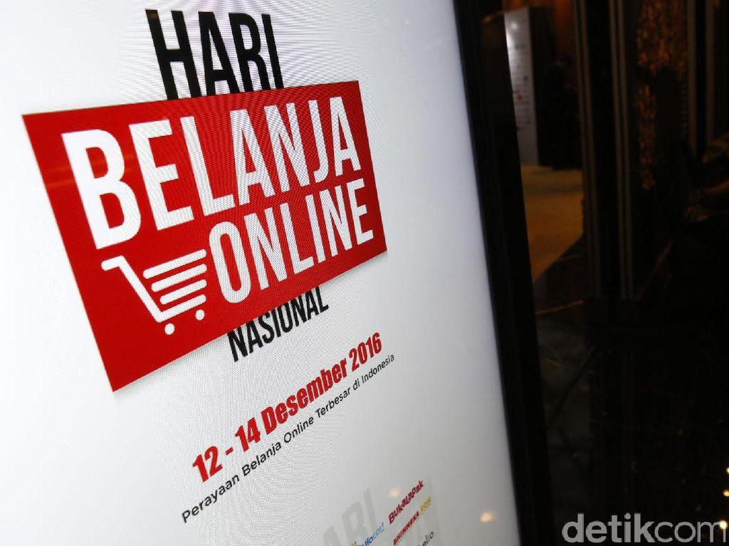 200 e-Commerce Ikut Harbolnas 2016