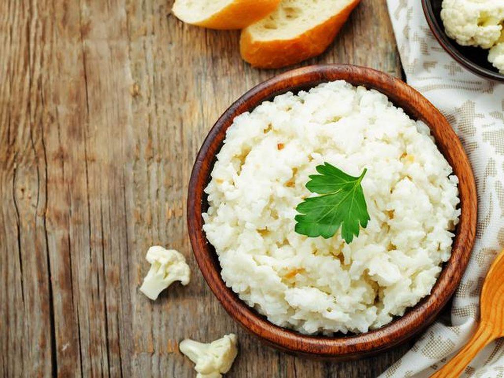 Nasi Kembang Kol dan Kaldu Tulang, Makanan Sehat yang Patut Dicoba Tahun Depan