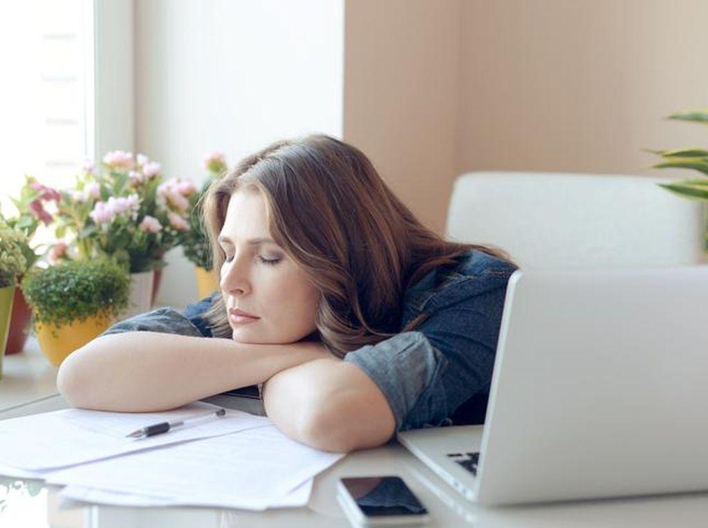 Gara-gara Kurang Tidur, Konsumsi Makanan Manis dan Berlemak Bisa Berlebihan