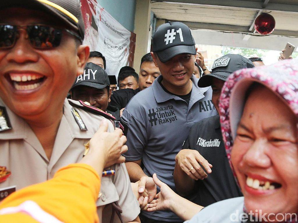 Gerilya Kota Agus Yudhoyono Sambangi Tambora