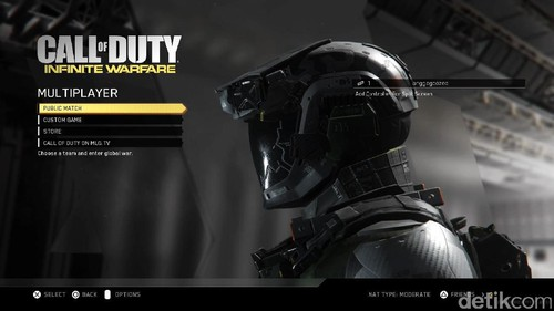 Call of Duty: Infinite Warfare, Perang Futuristik yang Kurang Greget