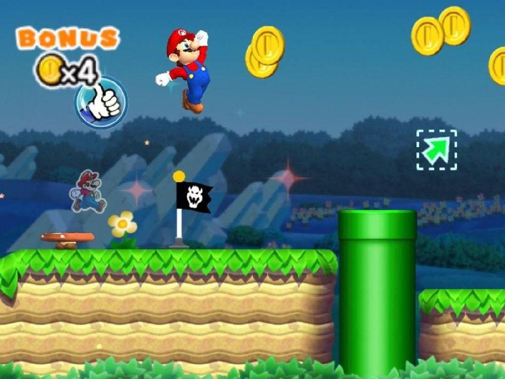 Super Mario Run Butuh Koneksi Internet yang Stabil
