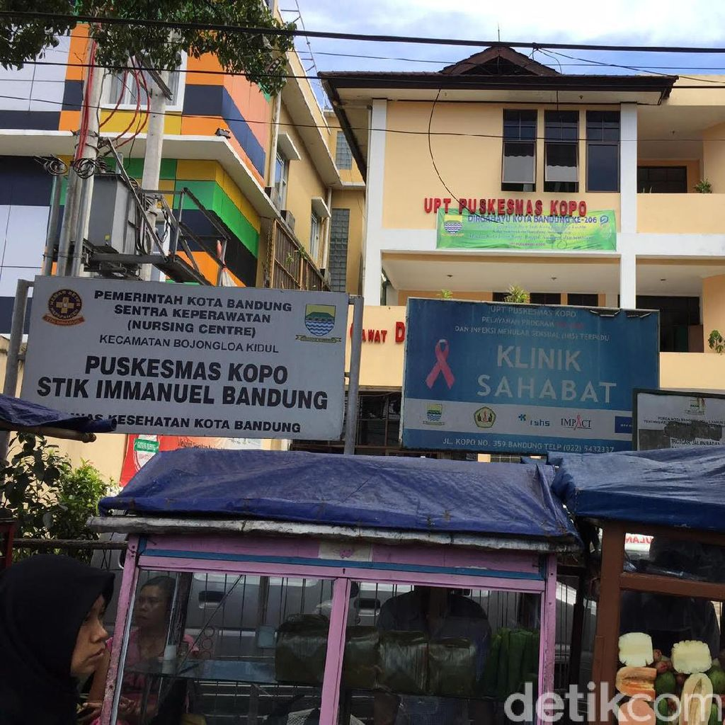 Ayo Buka Celana di Puskesmas Kopo Kota Bandung