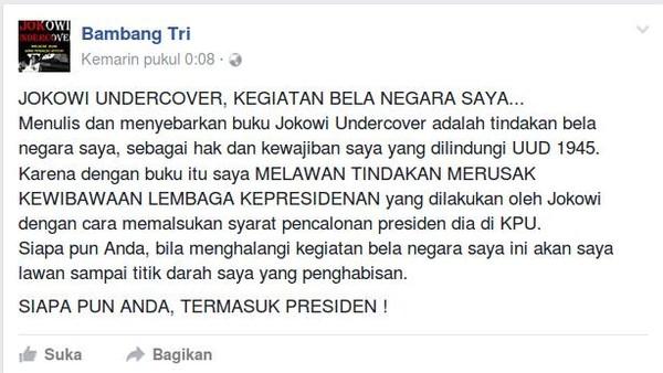 Hasil gambar untuk jokowi undercover