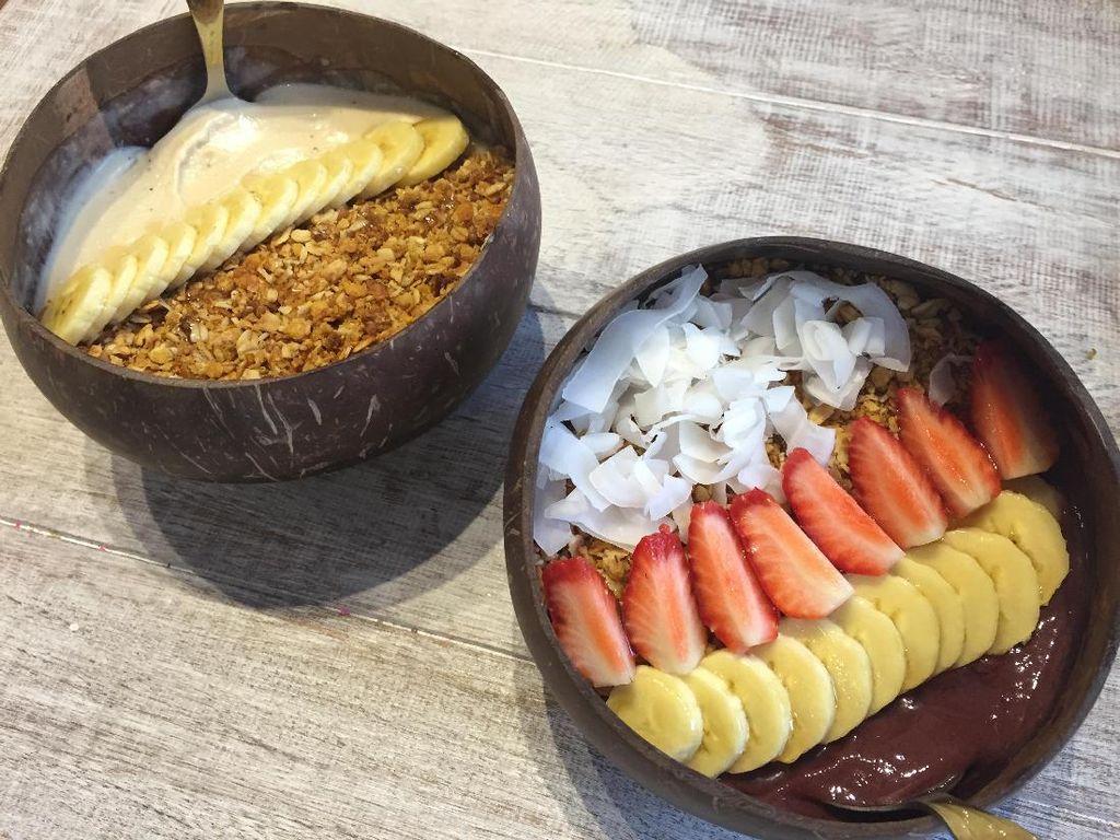 Menikmati Kesegaran Smoothie Bowl yang Populer dari Bali