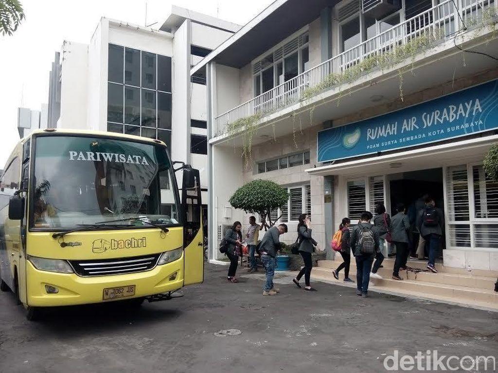 Mahasiswa Sambut Positif Kehadiran Museum Rumah Air Surabaya