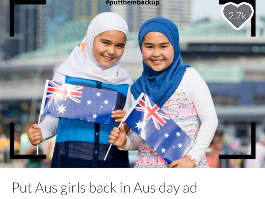 Billboard 2 Hijabers yang Dikecam Dapat Sumbangan Rp 1,2 M Dalam Semalam