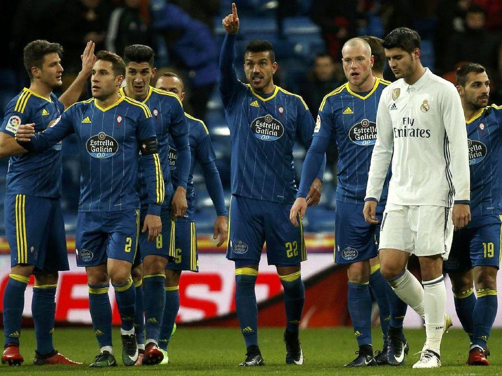 Madrid Kalah Lagi