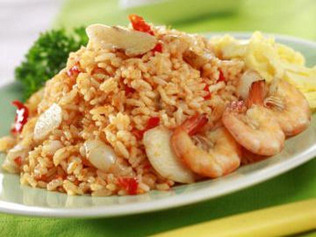 Nasi Goreng Terasi yang Harum Gampang Dibikin dengan 4 Langkah