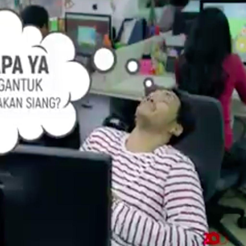 Video: Ini Sebabnya Kantuk Selalu Datang Ketika Perut Kenyang