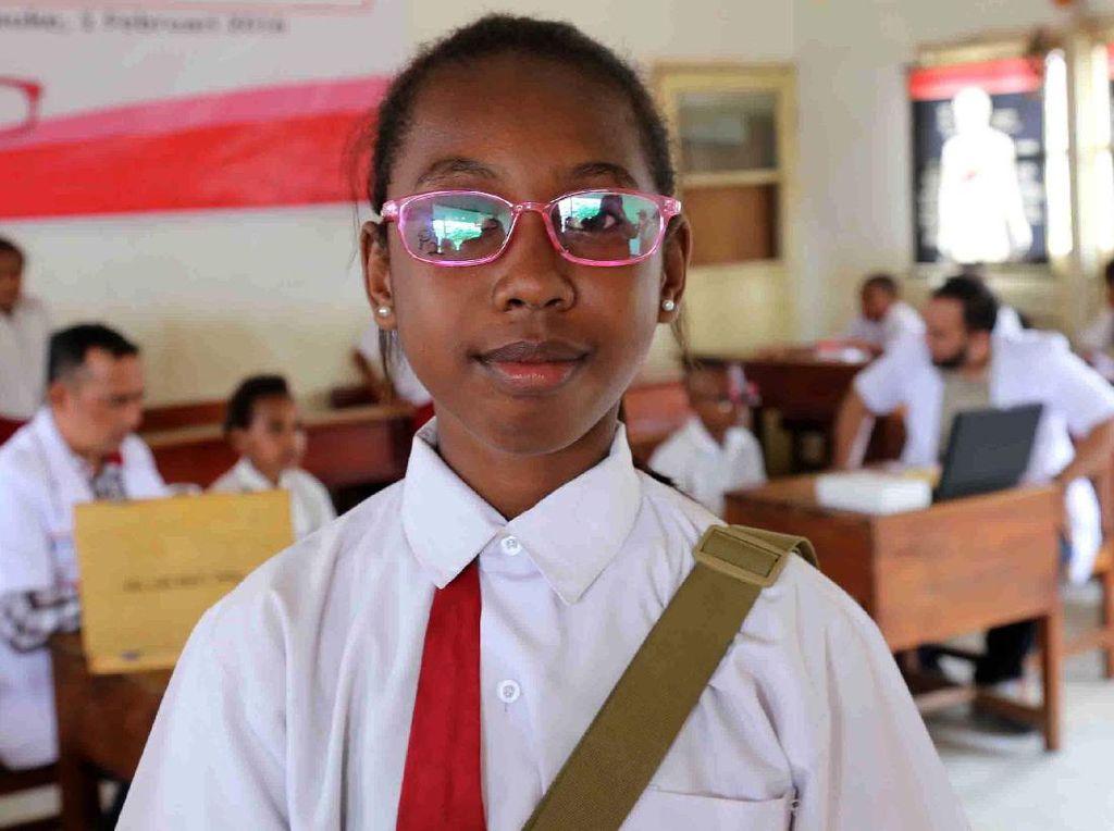 2.000 Kacamata untuk Anak-anak Kepulauan Talaud