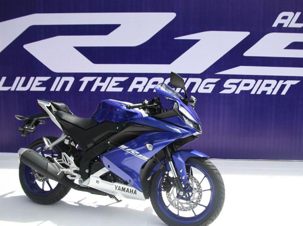 Tampang Terbaru Yamaha All New R15