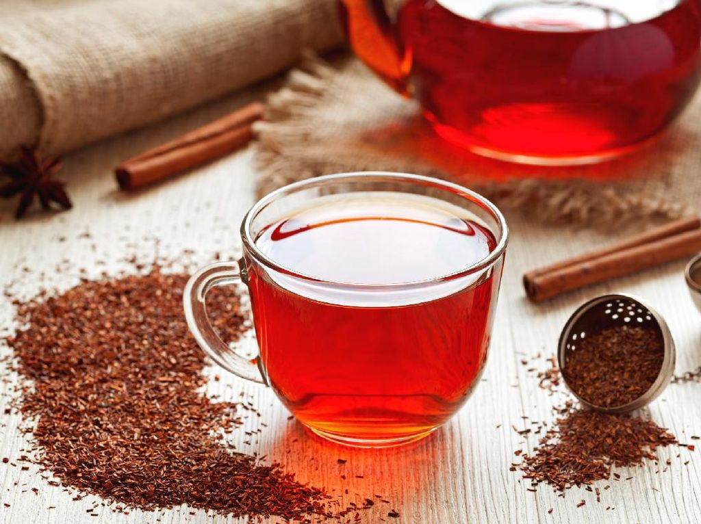 Teh Rooibos, Minuman Alami untuk Kulit Mulus dan Tubuh Sehat (1)