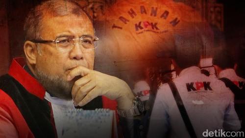 Patrialis Ditangkap KPK