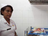 Tidak hanya untuk kesehatan ibu, RSPP Betun juga menyediakan ruangan khusus untuk bayi-bayi yang baru lahir. (Foto: Suherni Sulaeman)