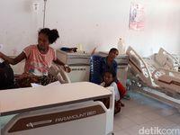 Untuk ibu yang baru melahirkan disediakan ruang nifas, agar kondisi ibu makin membaik. (Foto: Suherni Sulaeman)