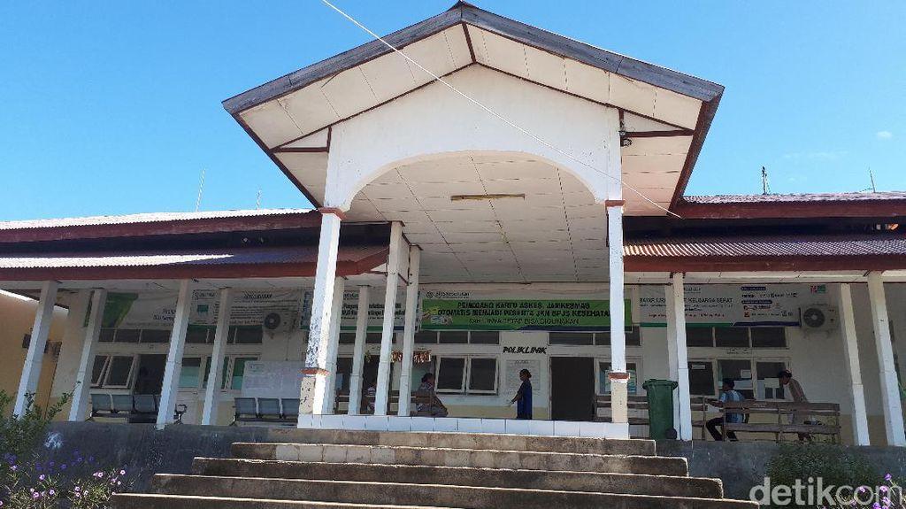 Potret Rumah Sakit Perbatasan Timor Leste di Kabupaten Malaka