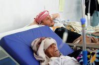 Sebagian besar kasus kolera terjadi di ibukota Sana'a, tempat para pendukung gerakan Houthi berkuasa. (Foto: REUTERS/Abduljabbar Zeyad)