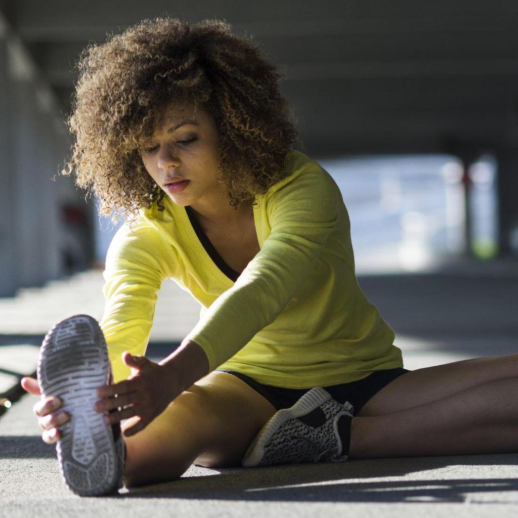 Derita Miss V yang Terlupakan Saat Olahraga