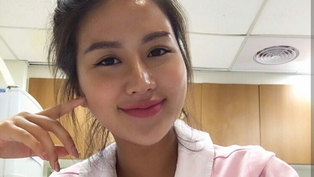 Potret Cantik Perawat Taiwan yang Jadi Perbincangan di Medsos