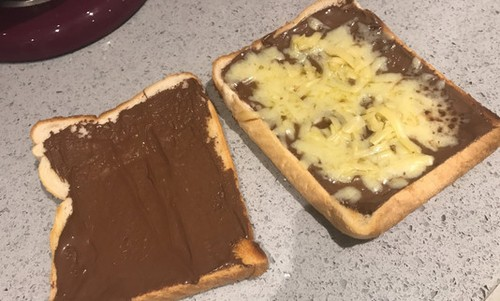 Waduh, Gara-gara Bikin Roti Selai Cokelat Keju, Wanita Ini Dilaporkan ke Polisi!
