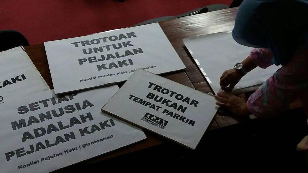 Foto: Perjuangan Agar Orang Indonesia Tak Dicap Malas Jalan Kaki