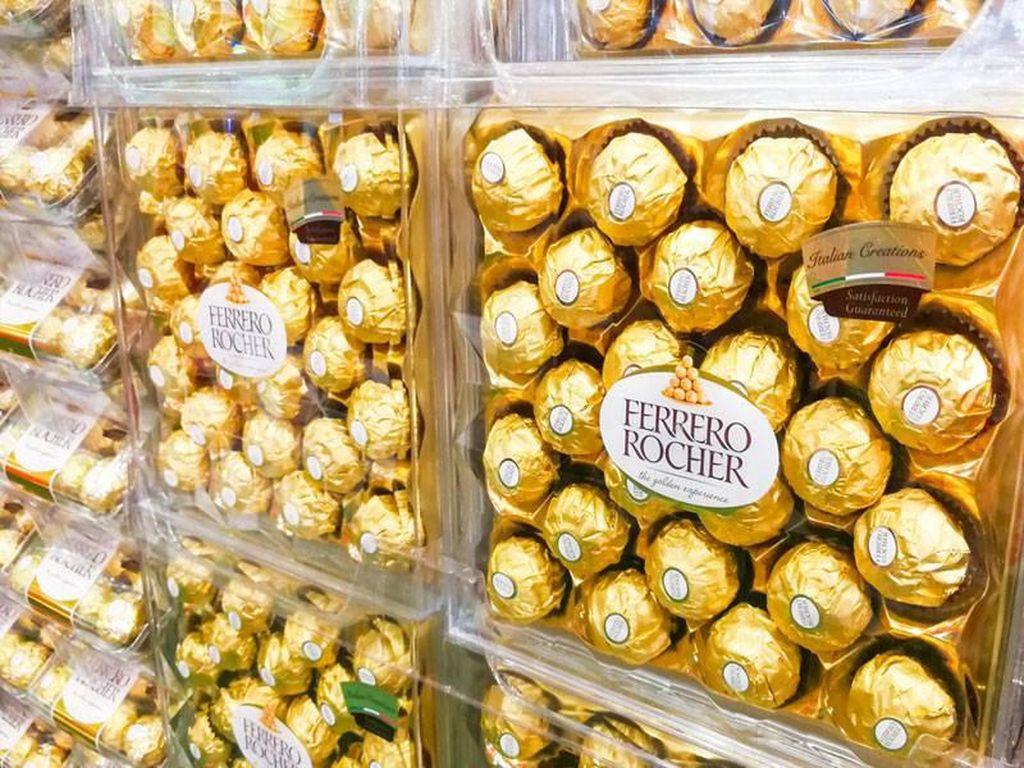 Penyuka Ferrero Rocher, Anda Perlu Tahu 8 Fakta Menarik Cokelat Ini