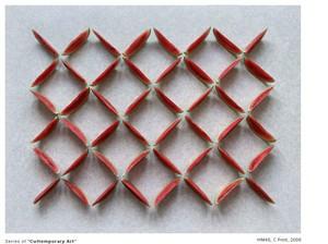 Keren! Foto Apel, Semangka hingga Kacang Polong Berbentuk Geometris