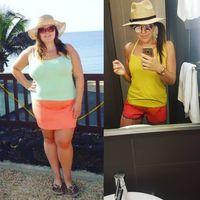 Menurut Chloe salah satu kunci keberhasilannya menurunkan berat badan adalah percaya pada diri sendiri. (Foto: Instagram/healthyfit_chloe)