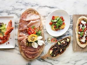Dari Italia hingga Indonesia, Ini 20 Negara dengan Makanan Terlezat di Dunia